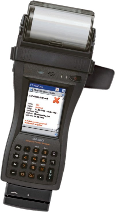Barcode Co Uk Stock Casio It 3100 Mobile Terminal With