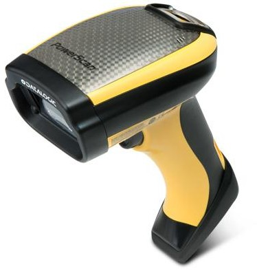 Datalogic (PSC). 2D matrix / imager type barcode readers (PDF417, QR Code, etc). Datalogic PowerScan PD9530-DPM (Direct Part Marking) handheld imager to read 2D laser imprinted indented barcodes, dark field scanner, shadow barcode reader. Lowest price at barcode.co.uk