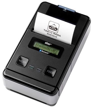 BARCODE CO UK - stock Star Micronics SM-S220i portable printer